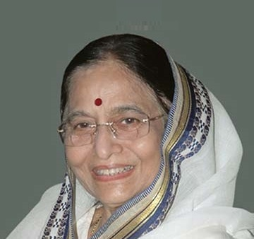 Mrs. Pratibhatai Patil