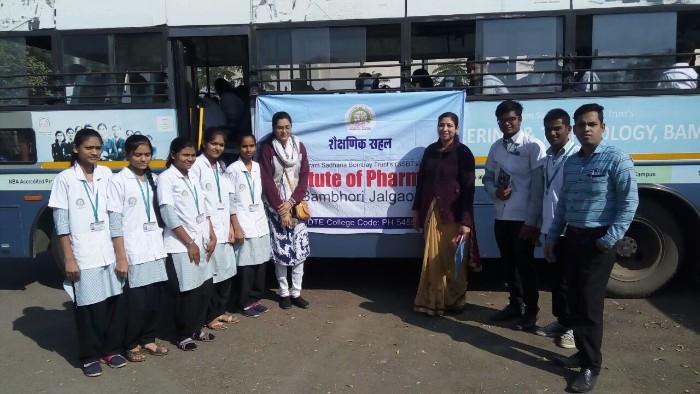 SSBT's Institute of Pharmacy